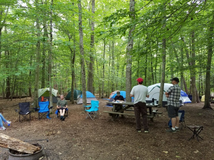 11 yr old camp 2017 tents